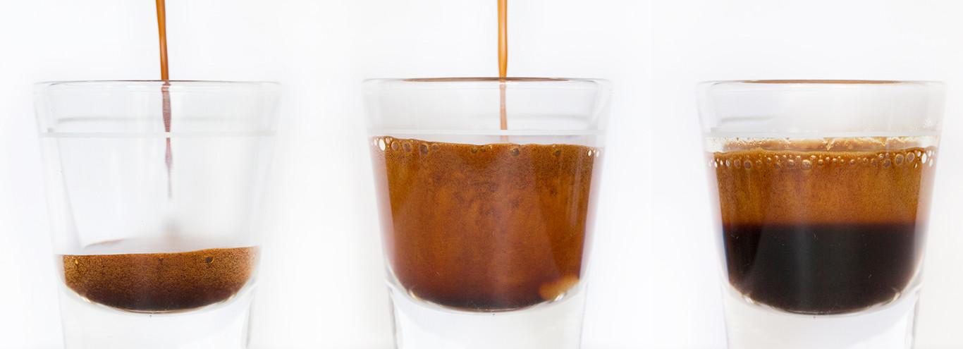 Espresso Shot Pulling