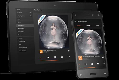 Amazon Echo App