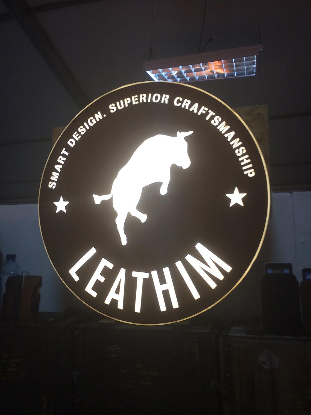 Leathim Logo