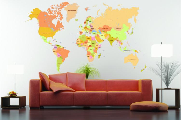 map-vinyl